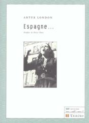 Espagne - Couverture - Format classique