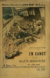 Chez Les Peaux Rouges. En Canot Sur Le Haut Missouri ( Mississipi). - Couverture - Format classique