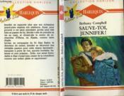 Sauve Toi Jennifer ! - The End Of The Earth - Couverture - Format classique