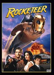 Rocketeer - Couverture - Format classique