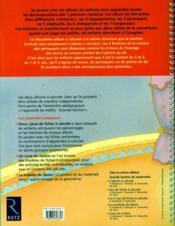 J'Apprends Les Maths ; L'Album A Calculer T.2 ; Grande Section - 4ème de couverture - Format classique
