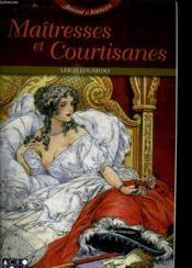 Maîtresses et courtisanes - Couverture - Format classique