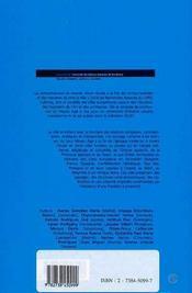 Les villes frontière ; moyen âge, époque moderne - 4ème de couverture - Format classique