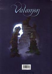 Valamon t.1 ; profession de foi - 4ème de couverture - Format classique