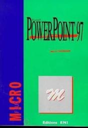 Vente  Powerpoint 97  - Collectif