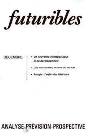 Futuribles N.83 Decembre 1984 - Couverture - Format classique