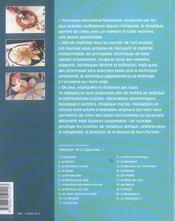 La mosaïque t.2 - 4ème de couverture - Format classique
