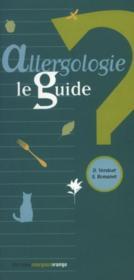 Allergologie : Le Guide - Couverture - Format classique
