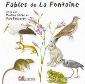 Fables de la Fontaine - Intérieur - Format classique