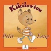 Kikiloviou petit loup - Couverture - Format classique