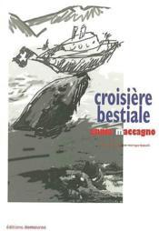 Croisiere Bestiale - Couverture - Format classique