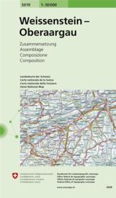 Weissenstein-Oberaargau - Couverture - Format classique