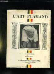 L Art Flamand. - Couverture - Format classique