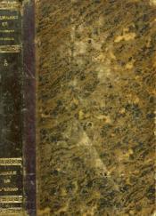 LES HISTORIETTES DE TALLEMANT DES REAUX. MEMOIRES POUR SERVIR A L'HISTOIRE DU XVIIe SIECLE. TOME V. - Couverture - Format classique