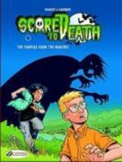 Vente livre :  Scared to death t.1 ; the vampire from the marshes  - Mauricet - Vanholme