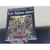 Les Eglises Slaves - Couverture - Format classique