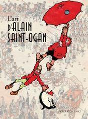L'Art d'Alain Saint-Sgan - Intérieur - Format classique