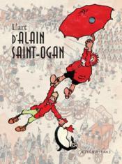 L'Art d'Alain Saint-Sgan - Couverture - Format classique
