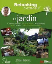 Relooking D'Exterieur : Le Jardin - Intérieur - Format classique