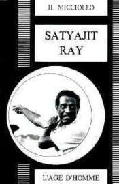 Satyajit Ray - Couverture - Format classique