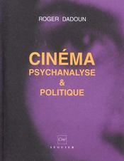 Cinema Psychanalyse & Politique - Intérieur - Format classique