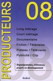 Producteurs 2008 - Intérieur - Format classique