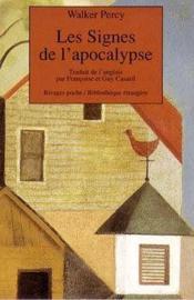 Les signes de l'apocalypse - Couverture - Format classique