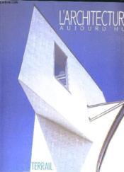 Architecture aujourd hui - Couverture - Format classique
