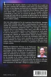 Couleurs De La Guerison - 4ème de couverture - Format classique