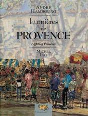 Andre Hambourg Lumieres De Provence - Couverture - Format classique