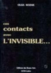 Ces Contacts Avec L'Invisible... - Couverture - Format classique