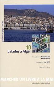10 balades à Alger - Intérieur - Format classique