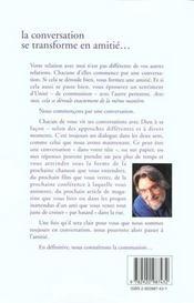 Amitie Avec Dieu - 4ème de couverture - Format classique