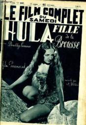 Le Film Complet Du Samedi N° 1987 - 16e Annee - Hula Fille De La Brousse - Couverture - Format classique
