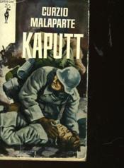 Kaputt - Couverture - Format classique