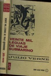 Veinte Mil Leguas De Viaje Submarino - Couverture - Format classique