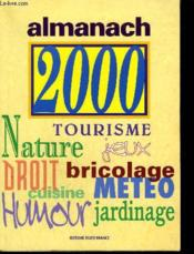 Almanach 2000. - Couverture - Format classique