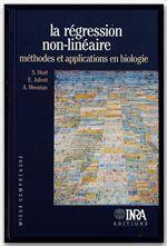 Régression non linéaire - Couverture - Format classique