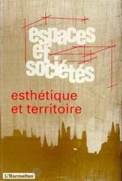 Espaces Et Societes 69.Esthetique Et Territoire - Couverture - Format classique