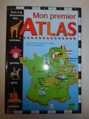 Collection Mon Premier Atlas ( Serie F 9000) - Couverture - Format classique