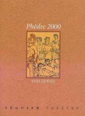 Phedre 2000 - Couverture - Format classique