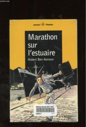 Marathon Sur L'Estuaire - Couverture - Format classique