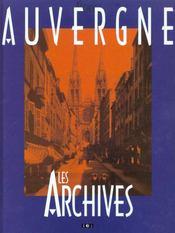 Auvergne - Intérieur - Format classique