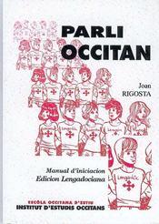 Parli occitan - Intérieur - Format classique