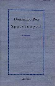 Spaccanapoli - Couverture - Format classique