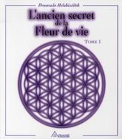 L'ancien secret de la fleur de vie t.1 - Couverture - Format classique
