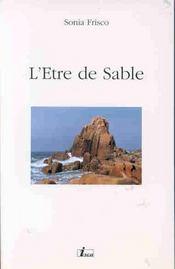 L'etre de sable - Intérieur - Format classique