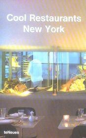 New York - Intérieur - Format classique