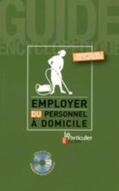 Vente  Employer du personnel à domicile  - Collectif Le Particu