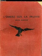 L'Ombre Sur La Falaise - Couverture - Format classique